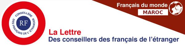 La Lettre des Conseillers des Français de l'étranger